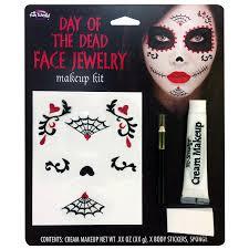 day of dead face jewelry m u k
