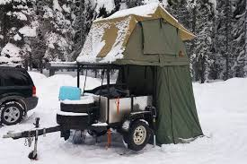 anatomy of a compact camping trailer