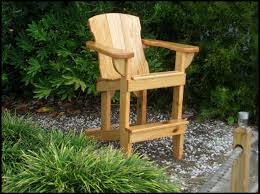 Coastal Deck Chair Company Unique Comfortable Wood Adirondack for