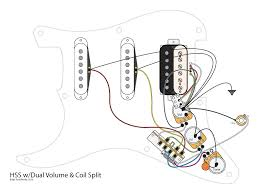 hss wiring diagram coil split hss image wiring diagram volume coil tap wiring diagram stratocaster hss volume home on hss wiring diagram coil split