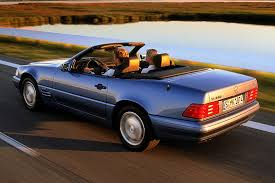 The site owner hides the web page description. The Boxy R129 Mercedes Sl Is A 90s Classic Carbuzz