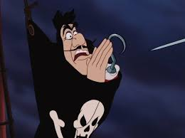 Image result for captain hook codfish