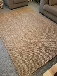 large natural jute rug