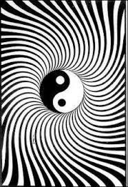 Yin Yang Black Light Poster Smoking Room Pinterest Kleurplaten