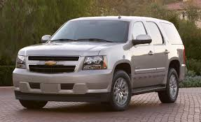 2008 Chevrolet Tahoe Hybrid: Am I Driving a Hybrid? | Car and ...
