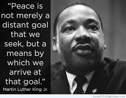 Martin Luther King Quotes On Love Unique Martin Luther King Jr Quote On Peace Wwwloveoflifequo Martin
