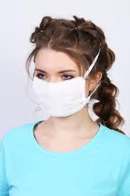 Повязка (<b>маска</b>) <b>тканевая для</b> лица №1 от компании ВиоТекс