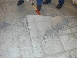 cost to level concrete floor how to remove tile flooring how tos