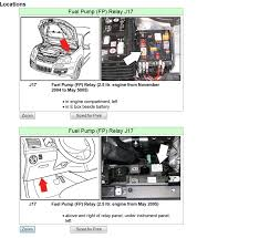 volkswagen jetta 2 5 2007 jetta 2 5 no power at fuel punp full size image
