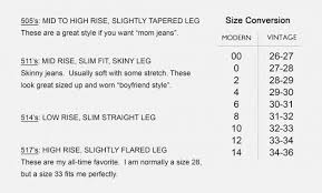Levis 511 Size Chart Levis Shoe Size Chart Bedowntowndaytona Com