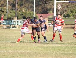 the home team hosted white river in a quarter final of the protours mpumalanga premier league the boys in blue and gold won the thrilling match 31 17
