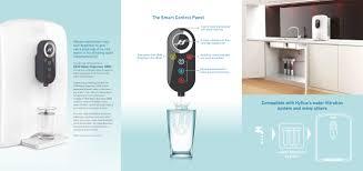 Water Filtration Dispenser Hyflux Dew Water Dispenser D800 With Undersink Water Filtration