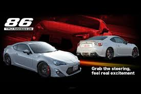 TRD Launches New Performance Line Accessories for Toyota 86 at ...