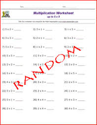 Free 5th Grade Math WorksheetsFree Multiplication Worksheets image