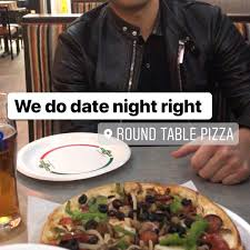 photo taken at round table pizza by johanna s on 12 28 2018
