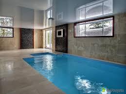construction piscine creusée intérieure