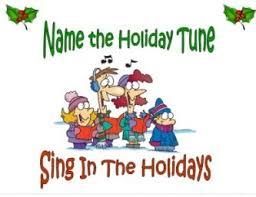Holiday Name A Fun Christmas Game For All Print And Play