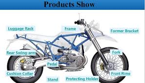 manfacturer of motorcycle frame swingarm metal fabrication
