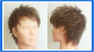 メンズ髪型 おしゃれ坊主 ソフトモヒカン 切り方 0から始めるヘアカット