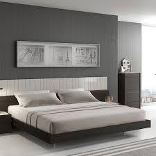 modern platform bed wood. Modern Platform Bed Nancy Upholstered Contemporary Solid Oak Hardwood Floors Wooden Classic Walls Ceilings Simple Round Nightstands : Home Wood