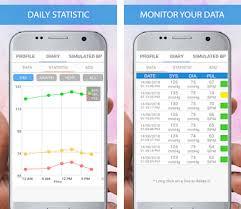 Blood Pressure Checker Diary Bp Info Bp Tracker Apk
