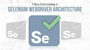 a basic understanding to selenium webdriver architecture