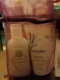 crabtree evelyn gift set