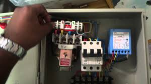 connection for 3 phase panel youtube 3 Phase Motor Control Panel Wiring Diagram 3 Phase Motor Control Panel Wiring Diagram #35 three phase motor power & control wiring diagrams