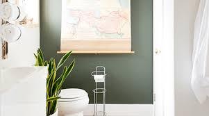 bathroom greens