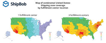 Shipping Zones How Distance Affects Fulfillment Cost Usps