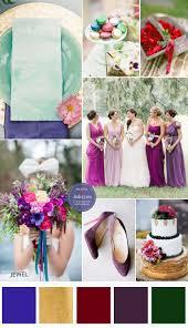Jewel Tone Wedding Theme 17 Ideas To Use Jewel Tones