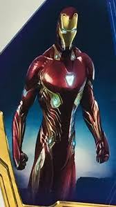 Tons of awesome iron man infinity war wallpapers to download for free. Leaked Iron Man S Super Canggih New Suit In Infinity War Entertainment Rojak Daily