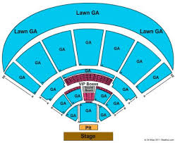 Tampa Fairgrounds Seating Chart Midflorida Credit Union Amphitheatre At The Florida State