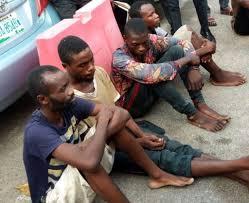 Image result for nigeria interrogating suspect