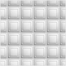 stratford white ceiling tiles