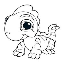 Littlest Pet Shop Coloring Pages Littlest Pet Shop Coloring Page My