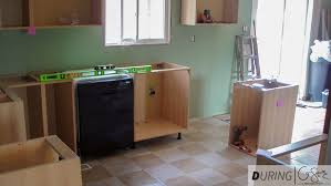 the diy kitchen renovation is coming together today we go through the simple process of