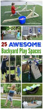 The Best Backyard DIY Projects for Your Outdoor Play Space | Water play, Play  spaces and Outdoor play