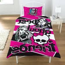 Monster High Bedding Set Monster High Bedding And Bedroom Decor ...