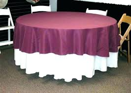 what size tablecloth for a 60 round table tablecloths for round table amazing square tablecloth sizes