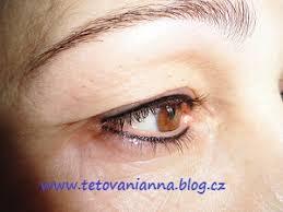 Permanentní Make Up Oční Linky Dovol Sám Sobě Svobodně žít