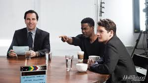 Writers Round Table Writer Roundtable Chris Rock Gillian Flynn And 4 Top Writers