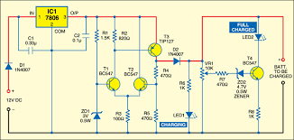 digital camera adaptor   electronics for you   circuit diagram of digital camera adaptor