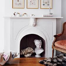 how to put your unused fireplace to good use