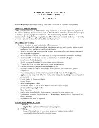 Industrial Electrician Resumeles Apprentice Electrical Helperle