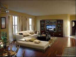 Living Room Basement Family Room Remodel Ideas With Exposed