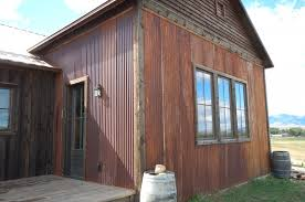 galvanized corrugated metal roofing tupper woods