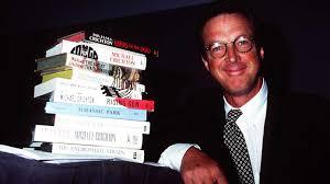 his jurassic world author michael crichton s entertainment michael crichton 2 hp