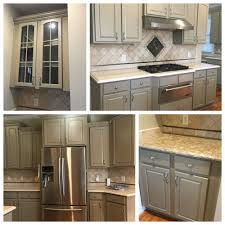 After Cabinets Sherwin Williams Emerald Urethane Sw 9174 Moth Wing
