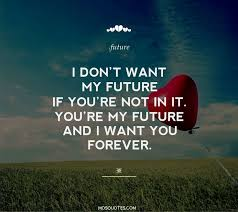 Teen Love Quotes Awesome Love Cute Teen Love Quotes I Don't Want My Future If You're Not In
